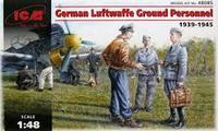German Luftwaffe Ground Personnel 1939-1945