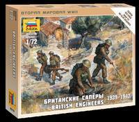 British Engineers 1939-1942