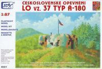 Československé opevnění LO vz. 37 Typ A-180