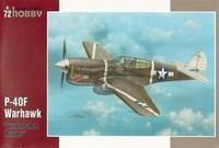 "P-40F Warhawk ""Guadalcanal Hawks"""