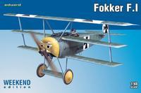 Fokker F.1 , weekend edition