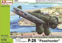 "U.S. Army fighter P-26 ""Peashooter"""