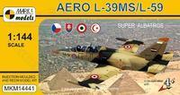 Aero L-39MS/L-59