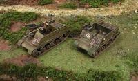 M7 Priest / Kangaroo - 2x fast assembly kit