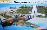 "Vultee Vengeance ""In RAAF"""