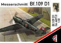 Messerschmitt Bf.109 D1