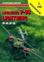Lockheed P-38 Lightning (XP-49, XP-58) 1.díl