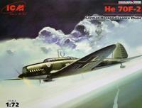 He-70F-2 German Reconnaissence Plane