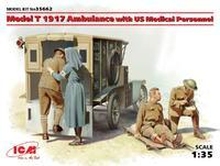 Model T 1917 Ambulance w/ US Mechnical