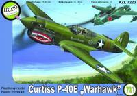 "Curtiss P-40E ""Warhawk"""
