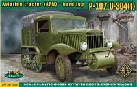 P-107 U-304(f) Aviation tractor (AFN) - hard top