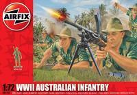 WWII Australian Infantary