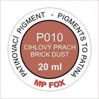 Pigment-cihlový prach 20ml