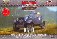 Kfz 13 - průzkumný oa