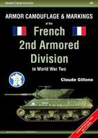 Armour Camouflage & markings of the French 2nd Armored Division in WWII