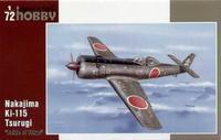 """Nakajima Ki-115 Tsurugi """"Battle of Tokyo"""""""