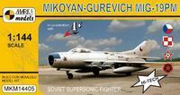 Mikoyan-Gurevich Mig-19PM