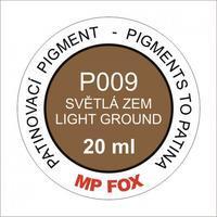 Pigment-světlá zem 20ml