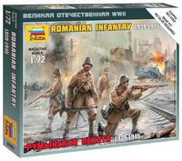 Romanian Infantry 1393-1945