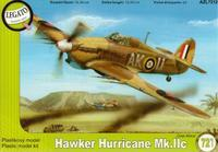 "Hawker Hurricane Mk. IIc ""over Africa"""