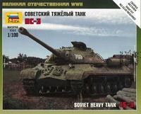 IS-3 1:100 Soviet heavy tank