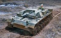 Stug. III Ausf. A