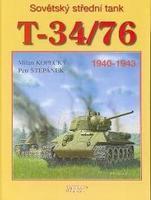 Sovětský střední tank T-34/76 1940-43