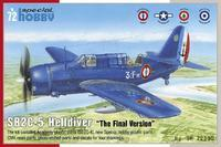 "SB2C-5 Helldiver ""The Final Version"""