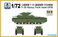 T-35 Heavy Tank m. 1936