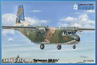 "Casa C-212-100  ""Portuguese Tail Arts"""