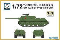 ISU-122 Self-propelled gun
