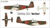 "Mustang Mk.I ""Red Star"""
