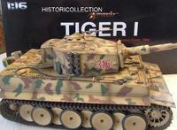 Tiger I Kurland, Easter Front, 1944