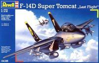 F-14D Super Tomcat Last Flight