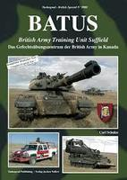 BATUS British Army Training Unit Suffield