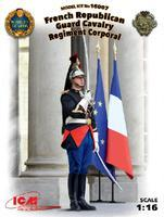 French Republ. Guard Calvary