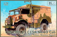 Chevrolet C15A No.13 Cab Australian Pattern Wireless
