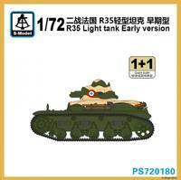R35 Light tank Early version