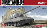 E-100 flakpanzer FLAK 88