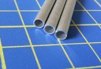 hliníková trubka o4mm x 0,45mm délka 305mm 3ks
