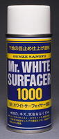 Mr.White Surface 1000