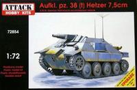 Aufkl. Pz.38(t) HETZER (7,5 mm)