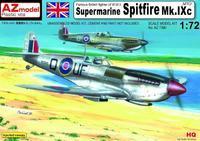 "Supermarine Spitfire Mk. IXc ""MTO"""