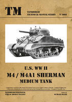 TM M4/M4A1 Sherman Medium Tank