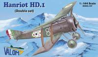 Hanriot HD.1 (Double set)