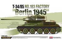 "T-38/85 No.183 Factory ""Berlin 1945"""