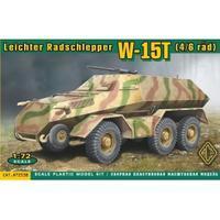 Liichter Radschlepper W-15T (4/6 räd)