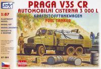 Praga V3S CR automobilní cisterna 3000 L