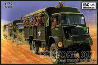 Bedford QLT 4x4 Troop Transport