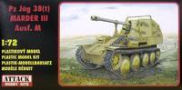 Pz Jag 38(t) Marder III Ausf, M